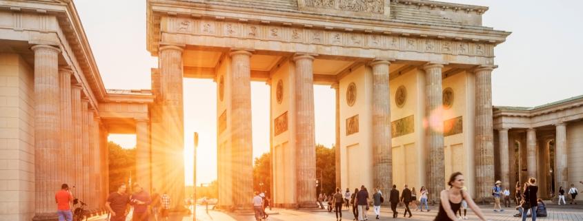 Brandenburger Tor, Pariser Platz